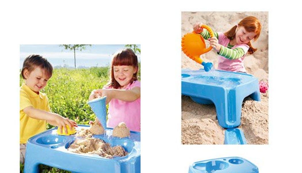 Atelier de création en sable