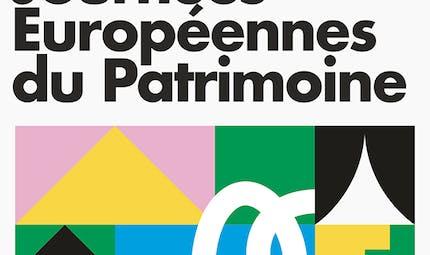 Au programme ce week-end : les Journées Européennes du Patrimoine avec les enfants