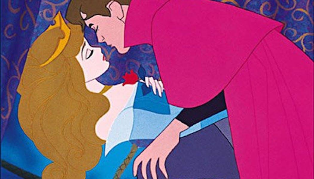 Aurore et le Prince Philippe (La belle au bois       dormant)