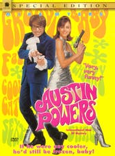 Affiche Austin Power