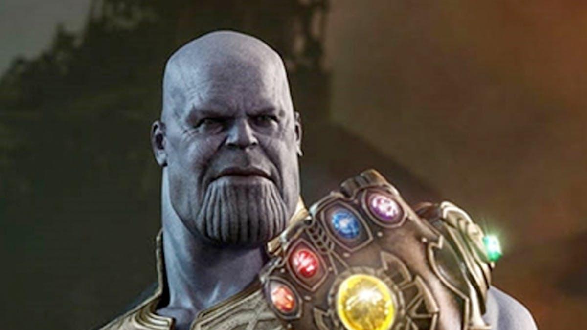 Avengers : Endgame Thanos Google easter egg