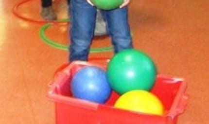 Balles, Ballons et sacs de graines : fiche de cours