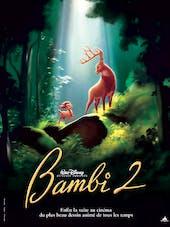 Affiche Bambi 2