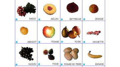 Batailles de fruits et légumes