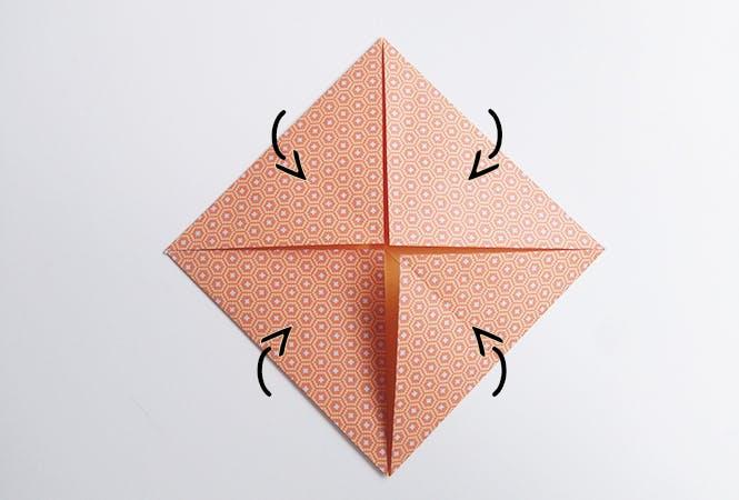 Un Voilier En Origami Momes Net