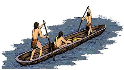 Les bateaux au fil du temps
