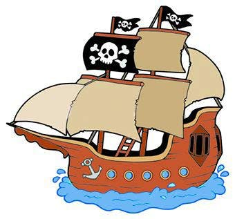 Pirate Mots Et Expressions Courantes Momes Net
