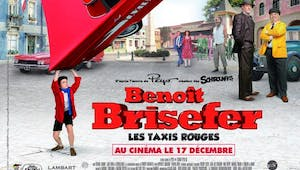 Benoit Brisefer : les Taxis Rouges