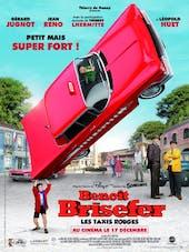 Film Benoit Brisefer : les Taxis Rouges
