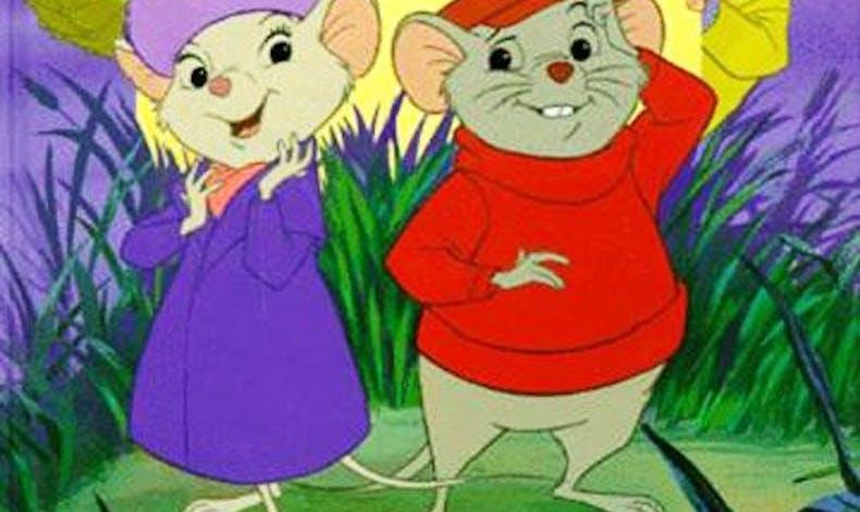 Bernard et Bianca (Bernard et Bianca)