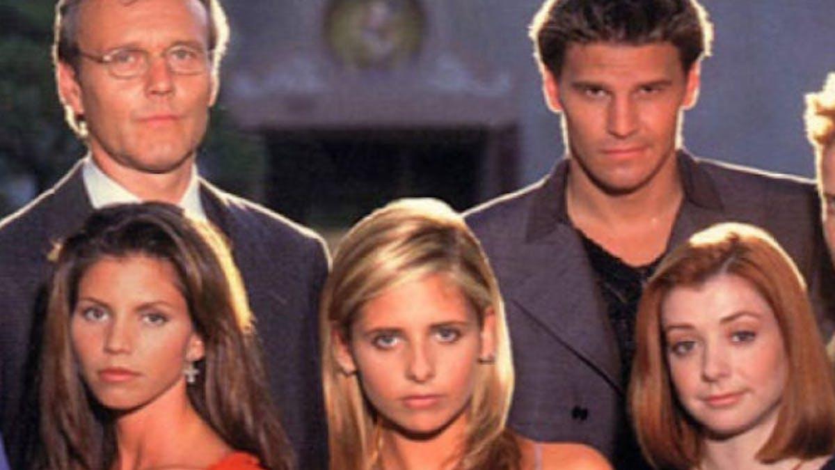 Buffy contre les vampires retour reboot