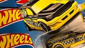 Bientôt un film sur les voitures Hot Wheels !