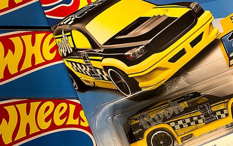 film live-action voitures hot wheels