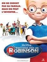 Affiche Bienvenue chez les Robinson