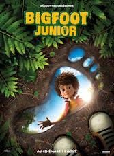 Bigfoot Junior - affiche
