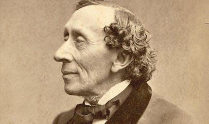 Biographie d'Hans Christian Andersen