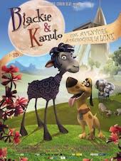 Affiche Blackie et Kanuto