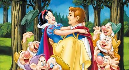 Blanche Neige et le Prince (Blanche Neige et les 7       nains)