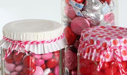 Bocal à bonbons