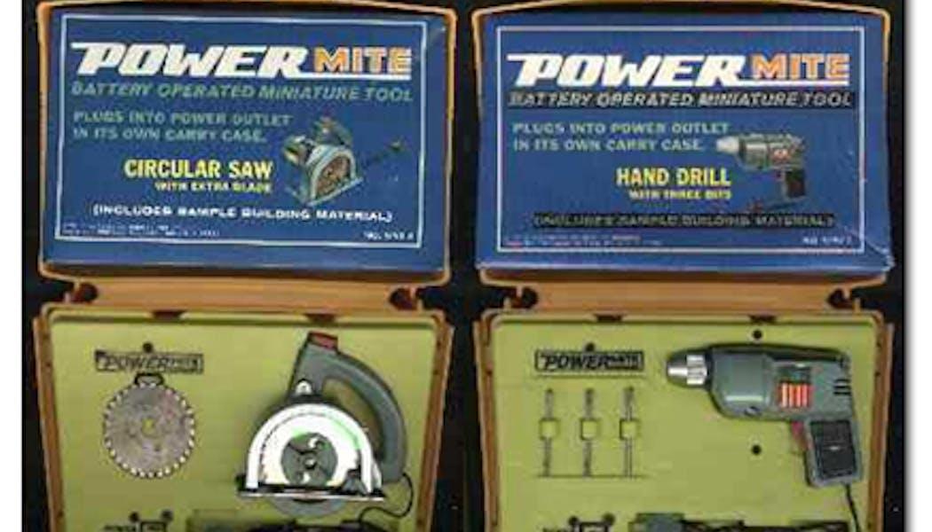 Boîte à outils Powermite