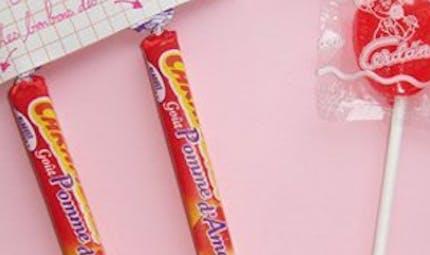 Bonbons des amoureux