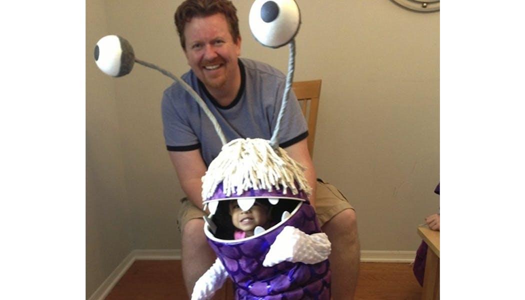 Bouh Monstres et Cie déguisements enfants         halloween