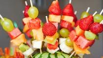 Brochettes Mikado® fruits