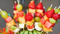 Brochettes Mikado® fruits
