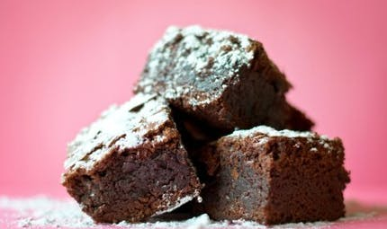 Browminies (mini-brownies)