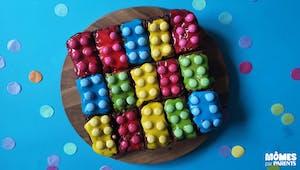 Brownie Lego