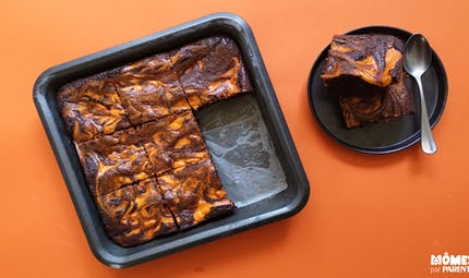 Brownies d'Halloween