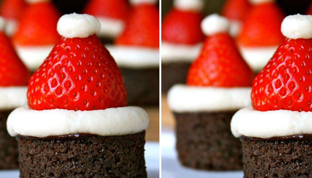 Brownies du Père Noël