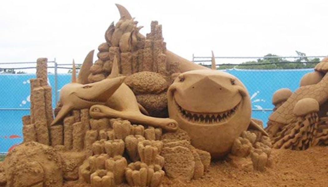 Bruce le requin et sa bande (Le Monde de Némo)