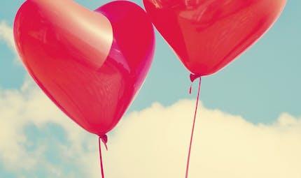 C'est aujourd'hui la Saint Valentin