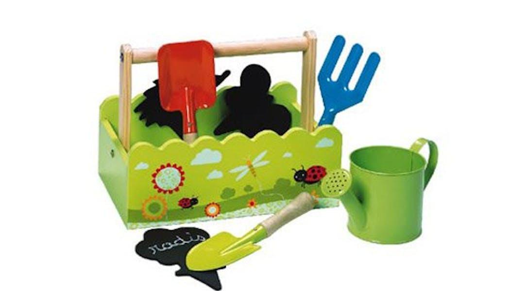 Caisse à outils de jardin