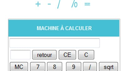 calculatrice en ligne