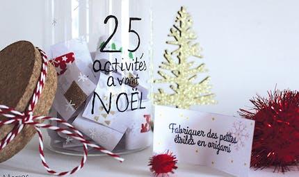 Calendrier de l'Avent : 25 activités à faire en famille avant Noël !
