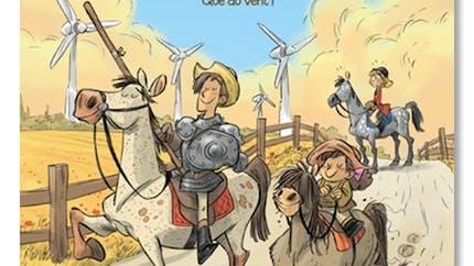 Camomille et les chevaux - Que du vent !