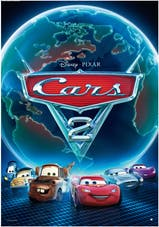 Affiche Cars 2