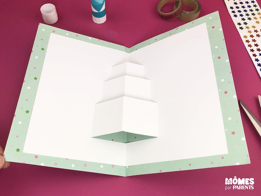 Carte De Vœux Cadeaux De Noel En 3d Momes Net