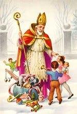 Saint Nicolas L Origine De La Fête Momes Net