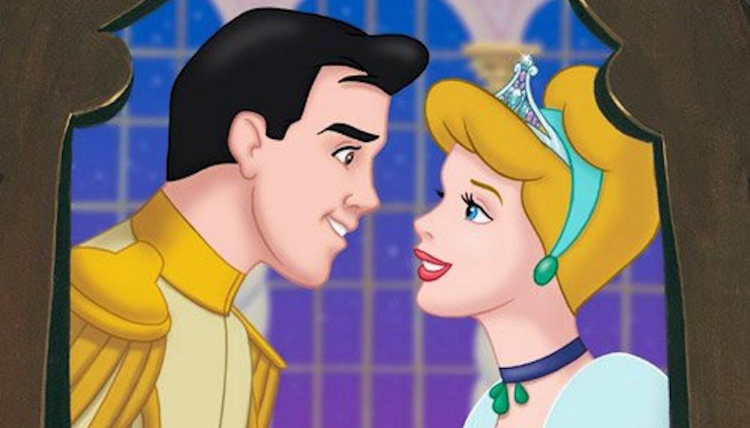 Cendrillon et le Prince (Cendrillon)