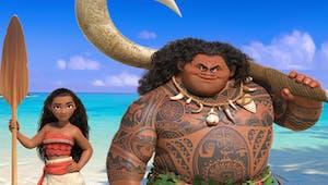 Ces deux sœurs croient que le caissier du supermarché est Maui de Vaiana !