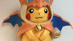 Ces Pokémon en papier sont incroyables !