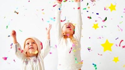 nouvel an avec enfants idées activités saint-sylvestre à       la maison