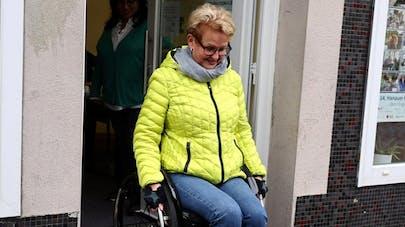 mamie lego rampes accès handicapés mobilité réduite rita       elbel