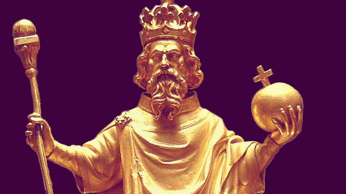 Charlemagne et l'empire carolingien : fiche