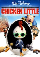 Affiche Chicken Little