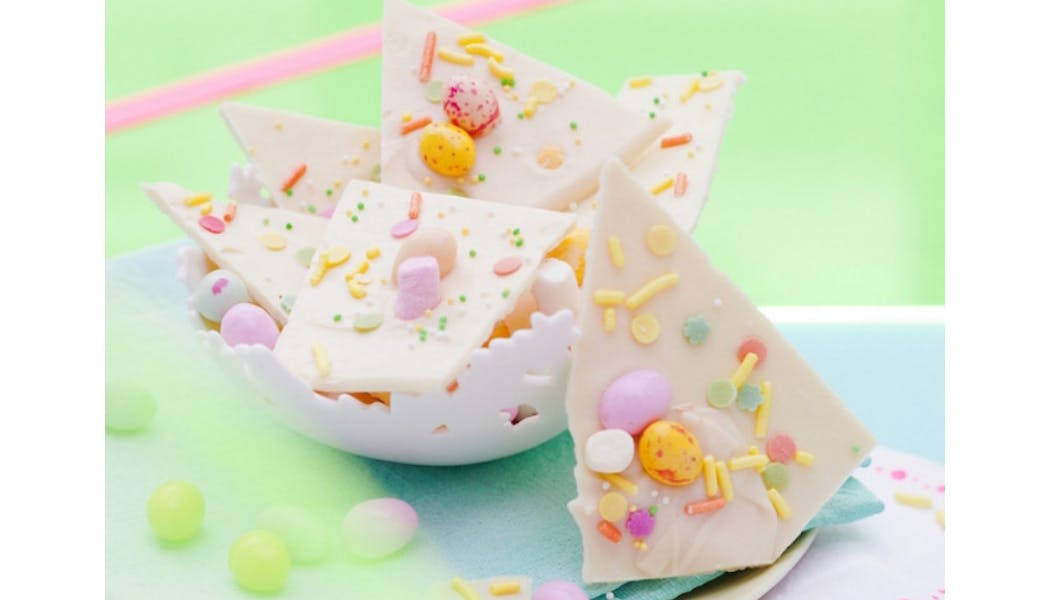 Chocolat de Pâques à casser