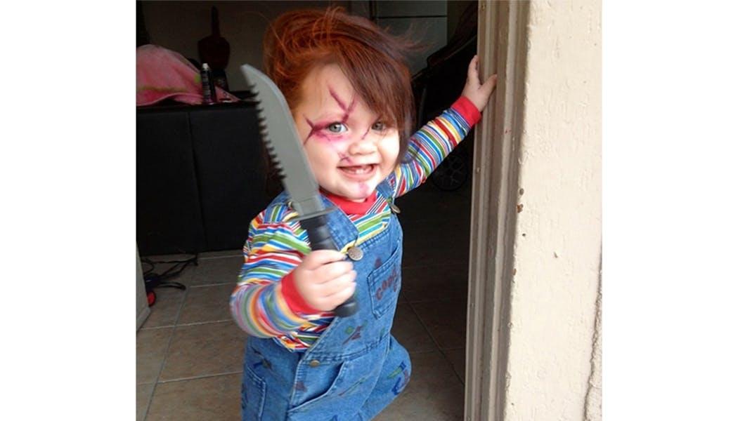 Chucky déguisements enfants halloween